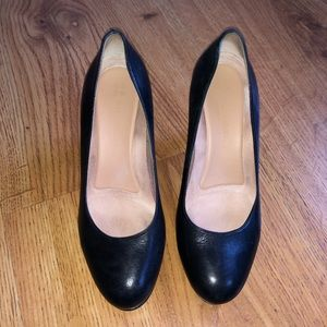 Black Naturalizer Pumps 5.5